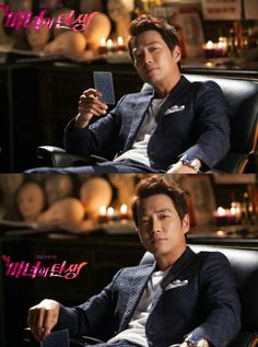 """Joo Sang Wook """"Birth of a Beauty  01-Noviembre-2014 al 11-Enero-2015 SBS"""