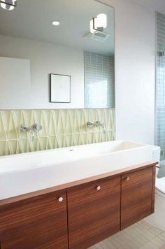 37 amazing mid-century modern bathrooms to soak your senses   mid