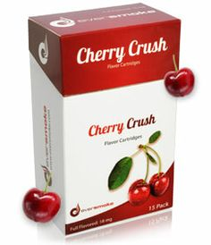 $40, Cherry Crush will ignite your senses with its luscious sweet cherry flavor, more delicious than the real thing.