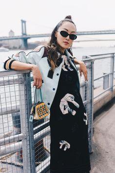 Chriselle Lim, NYFW