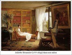 Juliette Récamier (1