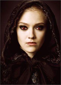 Dakota Fanning as Jane in Twilight Saga