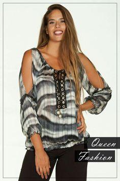 Καλημέρα fashionistas! Ξεκινάμε την εβδομάδα με σχέδια από τη νέα collection της Queen Fashion!