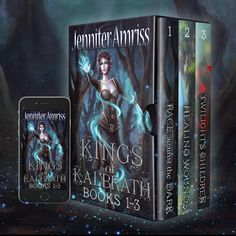 #Preorder the Kings of Kal'brath #ebook boxed set today! Over 900 pages for only $9.99!