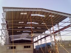Owing to a vast domain expertise, our clients can avail from us, superior quality pipe portal structures that is fabricated with accuracy. These pipe portal structures are widely used in various commercial, residential, institutional and other establishments. Our pipe portal structures are noted for its high strength, long life and easy installation.Owing to our limitless domain expertise, we produce an extent of protected pre-fabricated sheds.