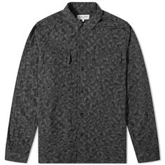 You Must Create YMC Black Houndstooth Curtis Shirt