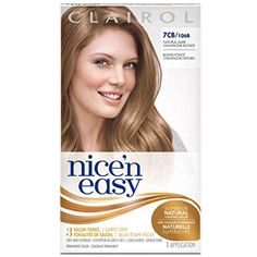 Clairol Nice 'N Easy Hair Color 106b Natural Dark Champagne Blonde 1 Kit (Pack of 12) * Continue to the product at the image link. (This is an affiliate link and I receive a commission for the sales) #PersonalCare