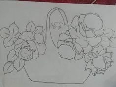 Rose Patterns, Paint For Kitchen, Print Coloring Pages, Fabrics, Xmas, Bushel Baskets, Drawings, Art, Blouses