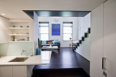Tour an Impressively Roomy 425-Square-Foot NYC Apartment | Curbed NY