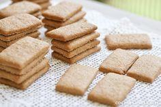 Nadie se podrá resistir con estas galletas de canela hechas en casa, están riquísimas... www.cocinasalud.com
