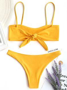 Up to 80% OFF! Tied Bralette Bikini Set. #Zaful #Swimwear #Bikinis zaful,zaful outfits,zaful dresses,spring outfits,summer dresses,easter,super bowl,st patrick's day,cute,casual,fashion,style,bathing suit,swimsuits,one pieces,swimwear,bikini set,bikini,one piece swimwear,beach outfit,swimwear cover ups,high waisted swimsuit,tankini,high cut one piece swimsuit,high waisted swimsuit,swimwear modest,swimsuit modest,cover ups @zaful Extra 10% OFF Code:ZF2017 #swimwear#style#woman#beauty