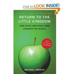 In 1984, The Little Kingdom told the story of Apple's first decade alongside the histories of Steve Jobs and Steve Wozniak. Now Moritz revisits his classic biography in light of what Apple has become, offering for the first time in paperback the only from the ground up account of Apple's early years.    Gift this book at $13.98 only!