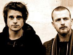 Andy Calcon & Dave Crowe (Heymoonshaker)