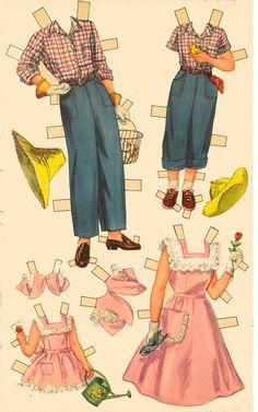 Kathleen Taylor's Dakota Dreams: Thursday Tab on Wednesday- Look Alike, 1952