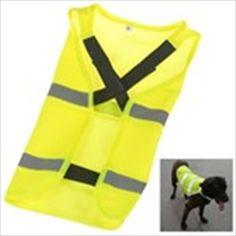 Lightweight Reflective Dog Pet Safety Vest Shirt Dress with Velcro Closure - Small Size Pet Dogs, Pets, Pet Care, Tankini, Safety, Closure, Shirt Dress, Swimwear, Shirts