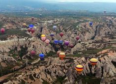 Hot Air Balloons~ Central Turkey