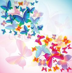 watercolor butterflies paintings - Google Search