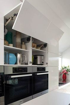 Leading open shelving kitchen ideas on this favorite site Interior Design Images, Interior Design Inspiration, Interior Ideas, Design Ideas, Room Planner, Planner Ideas, Beautiful Kitchens, Beautiful Interiors, Decorating Tips