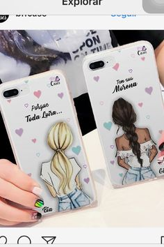 Euuu kkkkkk Best Friend Cases, Bff Cases, Friends Phone Case, Art Phone Cases, Phone Covers, Iphone Cases, Bff Drawings, Bff Pictures, Coque Iphone