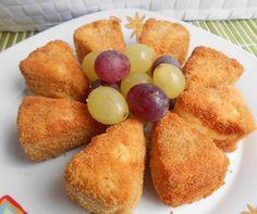 hoy para cenar apetecen unas #tapas os dejo una de mis preferidas el QUESO CAMEMBERT FRITO Aquí tienes la receta ➡️ http://mayteenlacocina.com/queso-camembert-frito/ También puedes verla en vídeo en mi Canal de Youtube ❤❤ https://youtu.be/On5SmbNQhK0 Déjame un comentario me gusta leerte❤❤