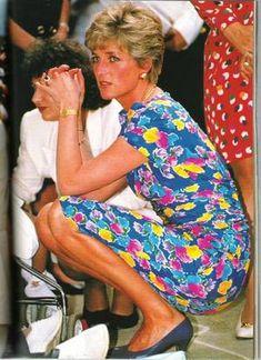 Diana & Charles Brazil Tour  - 24  Avril 1991 _ Suite  #RoyalSerendipity #royal