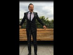 comic tribute for Benedict Cumberbatch and the Ice Bucket Challenge