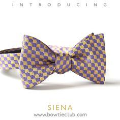 http://www.bowtieclub.com/collections/new-bow-ties/products/siena-bow-tie #bowtie #bowties