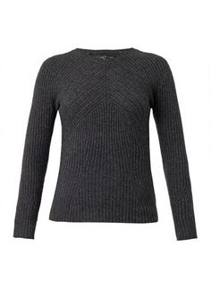 Cece ribbed-knit sweater | Rag & Bone | MATCHESFASHION.COM