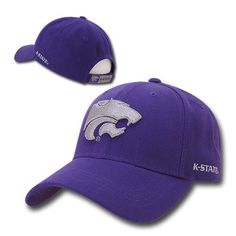 #Kansas k state university ksu #wildcats ncaa #adjustable baseball ball hat cap,  View more on the LINK: 	http://www.zeppy.io/product/gb/2/401189229735/