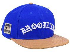 official photos 14238 d1bdb Brooklyn Dodgers Pro Standard MLB Old English Strapback Cap