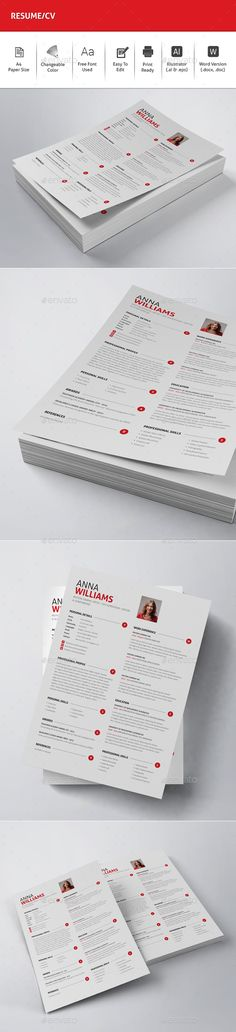 Simple Resume Simple, Minimal and Resume - resume download