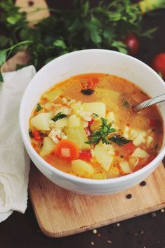 Romanian Food Traditional, Skinny Recipes, Healthy Recipes, Cooking Time, Cooking Recipes, Vegan Soups, Pressure Cooker Recipes, Good Food, Food And Drink