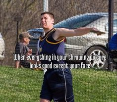 THIS. Nike Quotes, Soccer Quotes, Sport Quotes, Sports Sayings, Running Humor, Running Motivation, Athlete Problems, Discus Thrower, Track Team