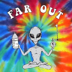 Far Out Alien