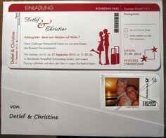 selbstverständlich komme ich zu eurer Hochzeit nach Berlin !!!