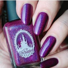 Enchanted Polish November 2015 - swatched by @heather.1487 on IG