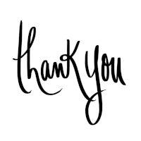 dmitterhofer thanks thank you lettering gracias