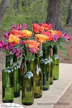 Diy Wedding Centerpieces Flowers Wine Bottles Ideas For 2019 Bridal Shower Tables, Elegant Bridal Shower, Bridal Shower Decorations, Bridal Showers, Wedding Decorations, Table Decorations, Birthday Decorations, Simple Wedding Centerpieces, Wedding Table Centerpieces