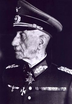 Eduard Freiherr von Böhm-Ermolli (12 Feb 1856 – 9 Dec 1941) was an Austrian general during World War I who rose to the rank of field marshal in the Austro-Hungarian Army. On 30 Oct 1940 he was promoted into a German general-fieldmarshal. n addition, he was appointed honorary colonel-in-chief of Infantry Regiment 28 in his hometown of Troppau (Opava). When he died in December 1941, he was accorded a state funeral with full military honors in Vienna.