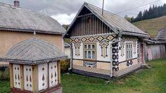 A real life village museum - Ciocanesti, Suceava county
