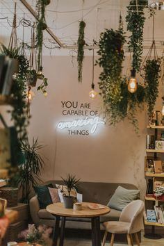 The beauty of life lies in small things Photo: Daiga Ellaby - Neon light sign in our shop. Come and visit us in Riga, Terbatas street Pho - Design Room, Café Design, Design Studio, Food Design, Store Design, House Design, My Coffee Shop, Coffee Shop Design, Deco Restaurant