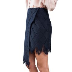 We've just added to the store Cotton Embroidery.... Find it here http://kreateurs.com/products/cotton-embroidery-skirt-fringed-blue-navy-flora #luxury #madeinfrance #shop
