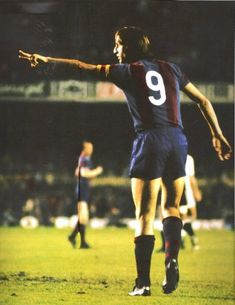 Photo Archive / Player - The World of Johan Cruyff Fc Barcelona, Retro Football, Best Club, Could Play, Football Pictures, Sports Art, Football Players, Ronaldo, Coaching