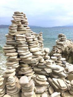 Samos, Greece Islands, Amazing Nature, Beautiful Places, Stones, Greece, Rocks, Greek Islands, Rock