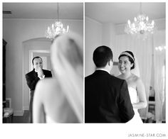 """From the groom's perspective. This is a perfect article that captures why I love the """"The First Look."""" Take a read... it will bring tears to your eyes. The First Look : Groom's Perspective - Jasmine Star Photography Blog"""