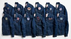 Batter up. Our Levi's x MLB Collection is back. Now with 12 iconic teams.