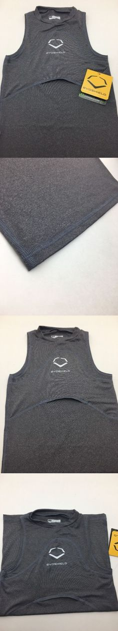 Other Baseball Clothing and Accs 159062: Evoshield A102 Chest Guard -> BUY IT NOW ONLY: $40.05 on eBay!