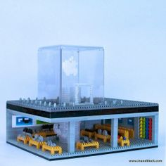 Nano block Apple Store