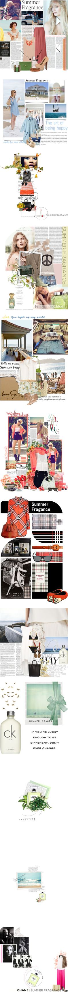 """Summer Fragrance"" by polyvore-editorial ❤ liked on Polyvore"