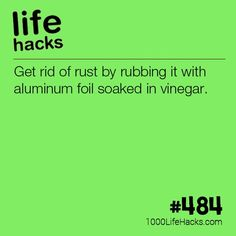 Ideas About DIY Life Hacks & Crafts 2018 : Improve your life one hack at a time. 1000 Life Hacks, DIYs, tips, tricks and More. Start living life to the Deep Cleaning Tips, House Cleaning Tips, Cleaning Solutions, Spring Cleaning, Cleaning Hacks, Green Cleaning, Cleaning Products, Cleaning Wipes, Good To Know